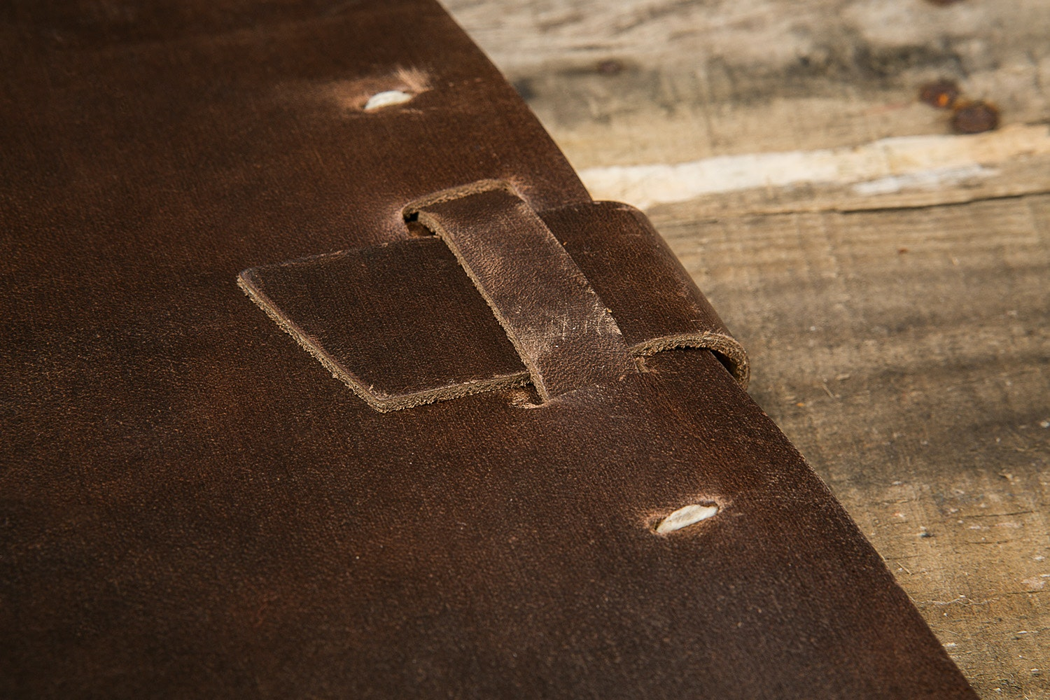 Rustico Hand-Sewn Leather Journals