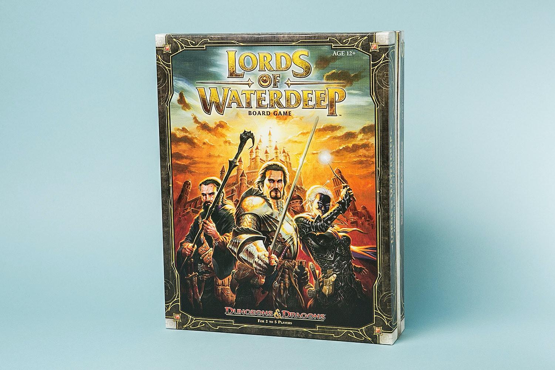Lords of Waterdeep: D&D Board Game Bundle
