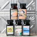 Noodler's Ink 3-oz Bottles (5-Pack)