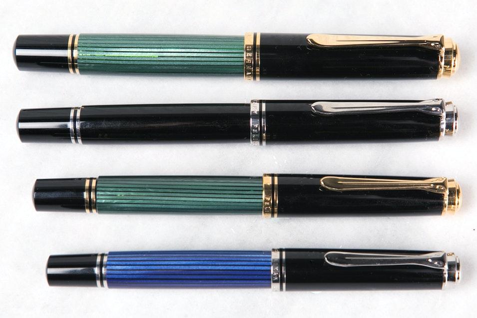 Pelikan Souveran M1000 Fountain Pen | Price & Reviews ...
