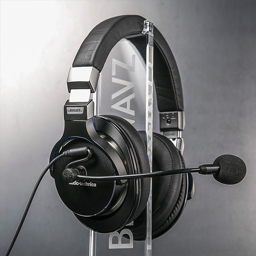 Audio-Technica MSR7 Exclusive Massdrop Bundle