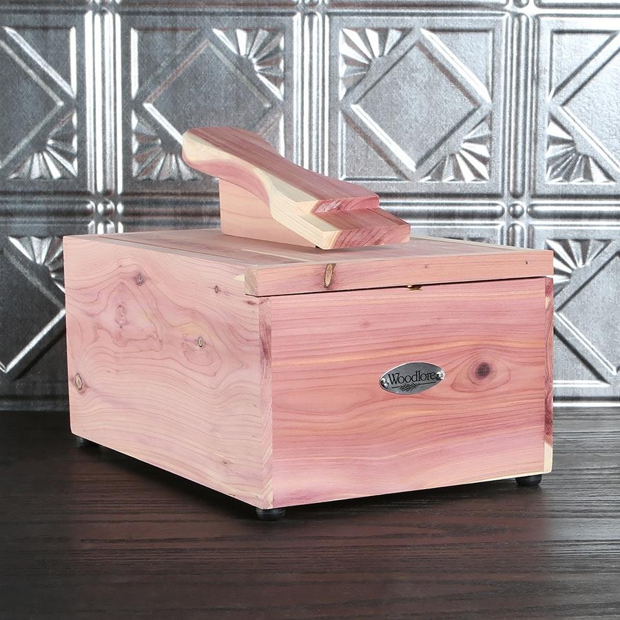 Woodlore Shoe Valet with Starter Kit
