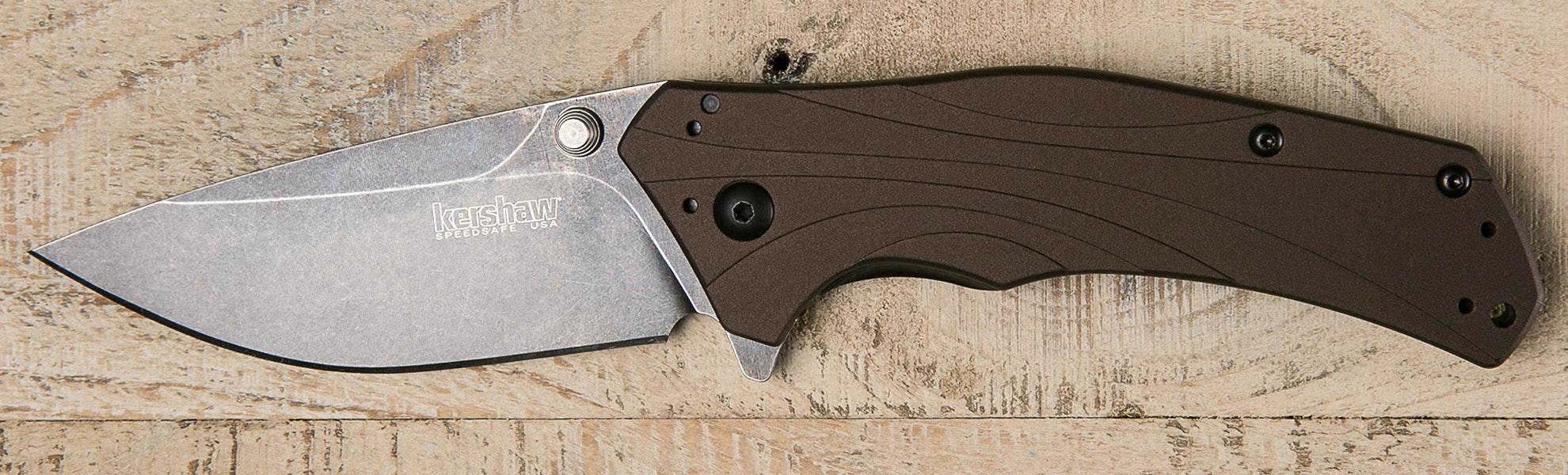 Kershaw Knockout ELMAX Blade