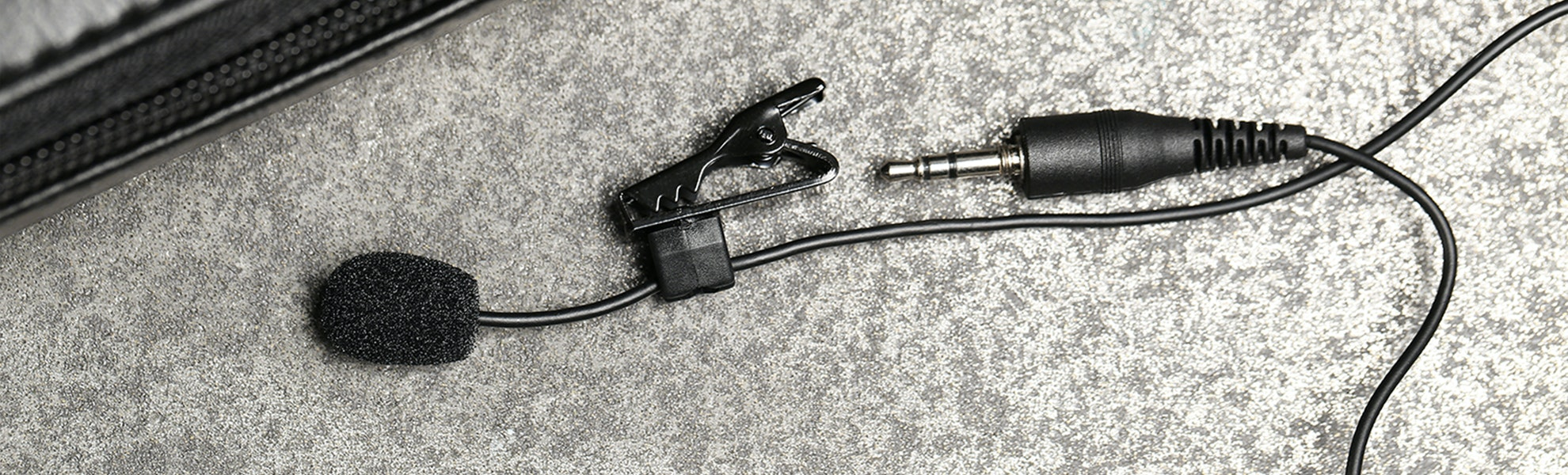 Samson LM10 Lavalier Microphone