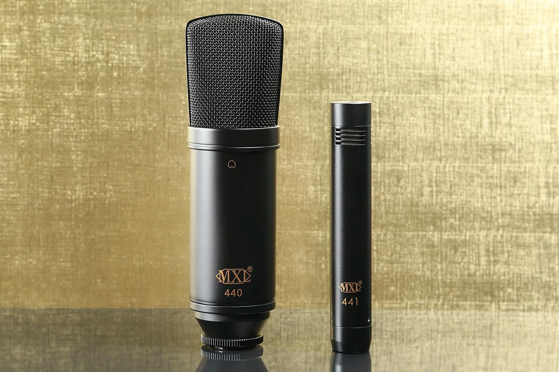 MXL 440/441 Microphone Ensemble