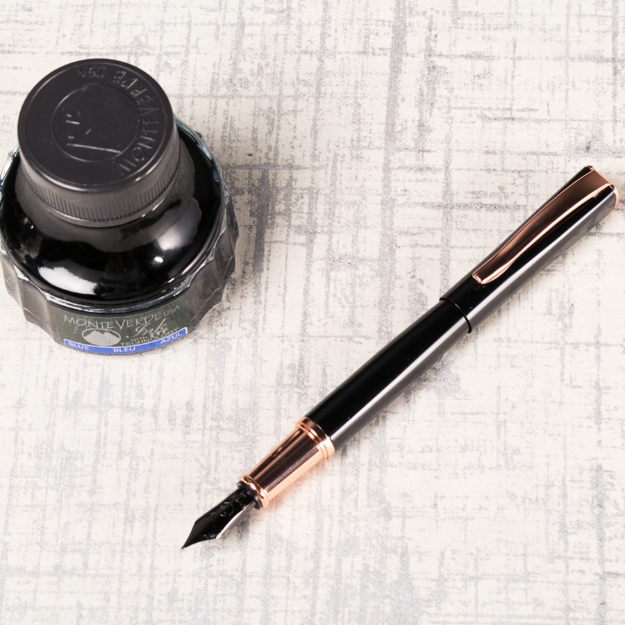 Monteverde Impressa Fountain Pen Bundle
