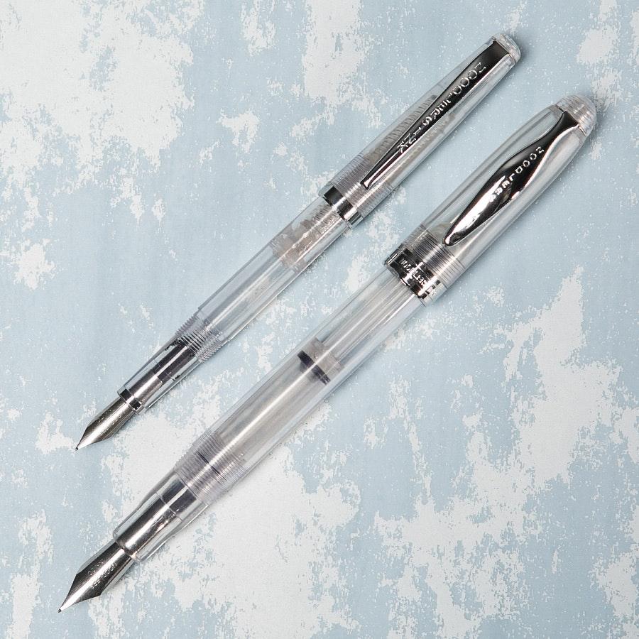 Noodler's Ink Flex Nib Fountain Pens (2-Pack)