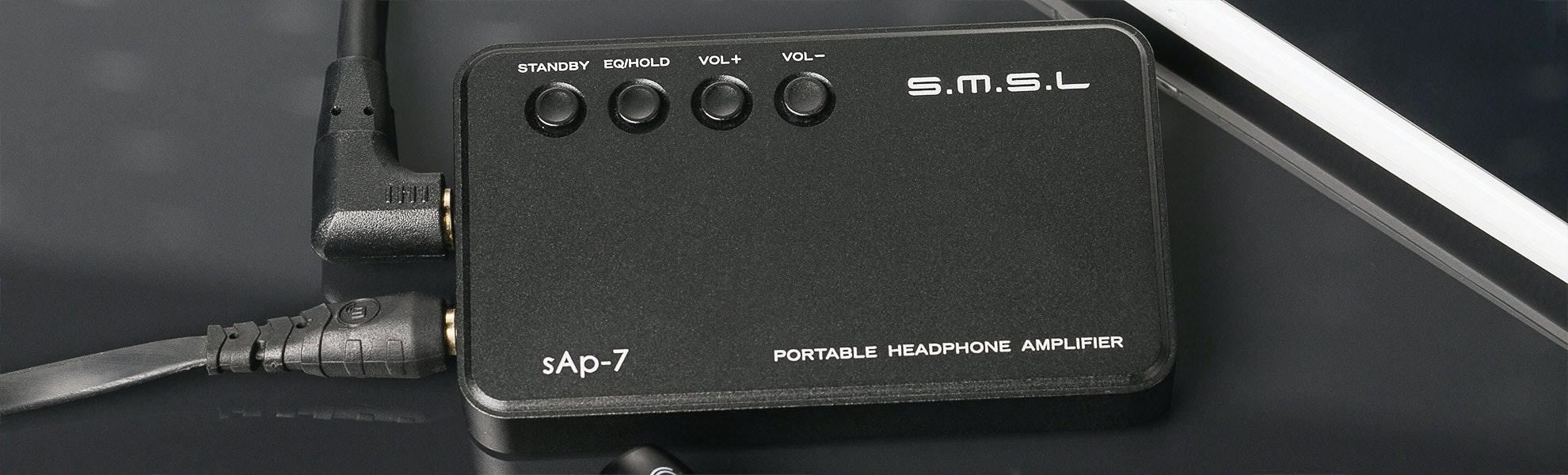 SMSL SAP-7 Portable Amplifier
