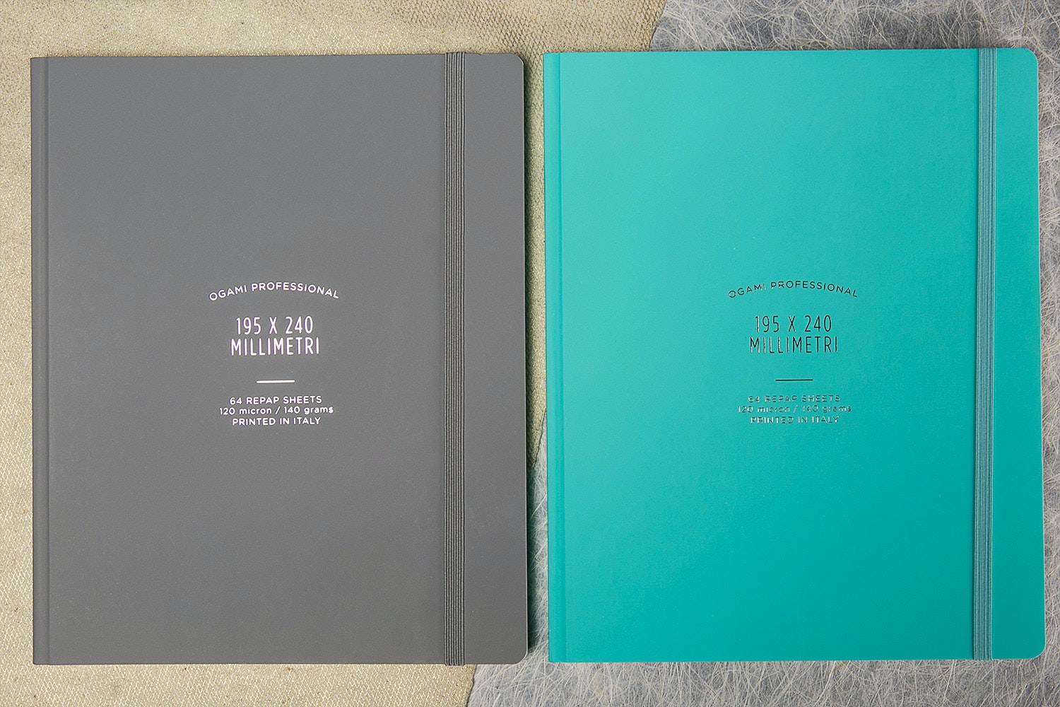 Ogami Large Notebooks (2-Pack)