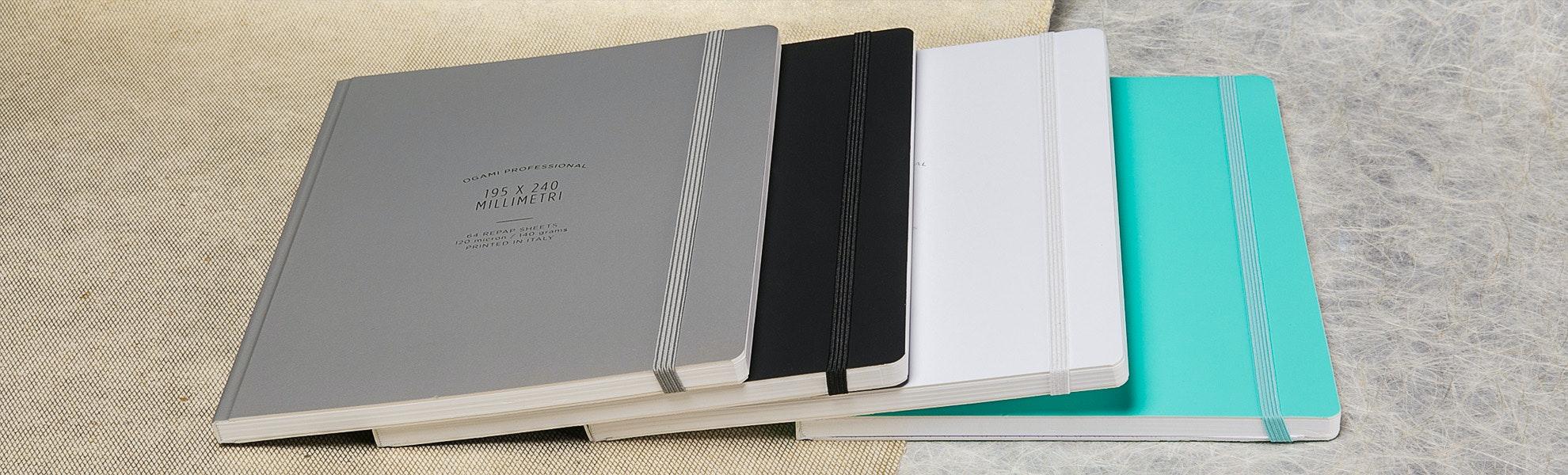 Ogami Large Notebooks (2-Pack)