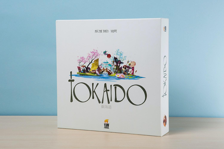 Tokaido Board Game Bundle