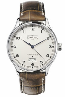 White Dial with Date at 6 o'clock 161.456.16