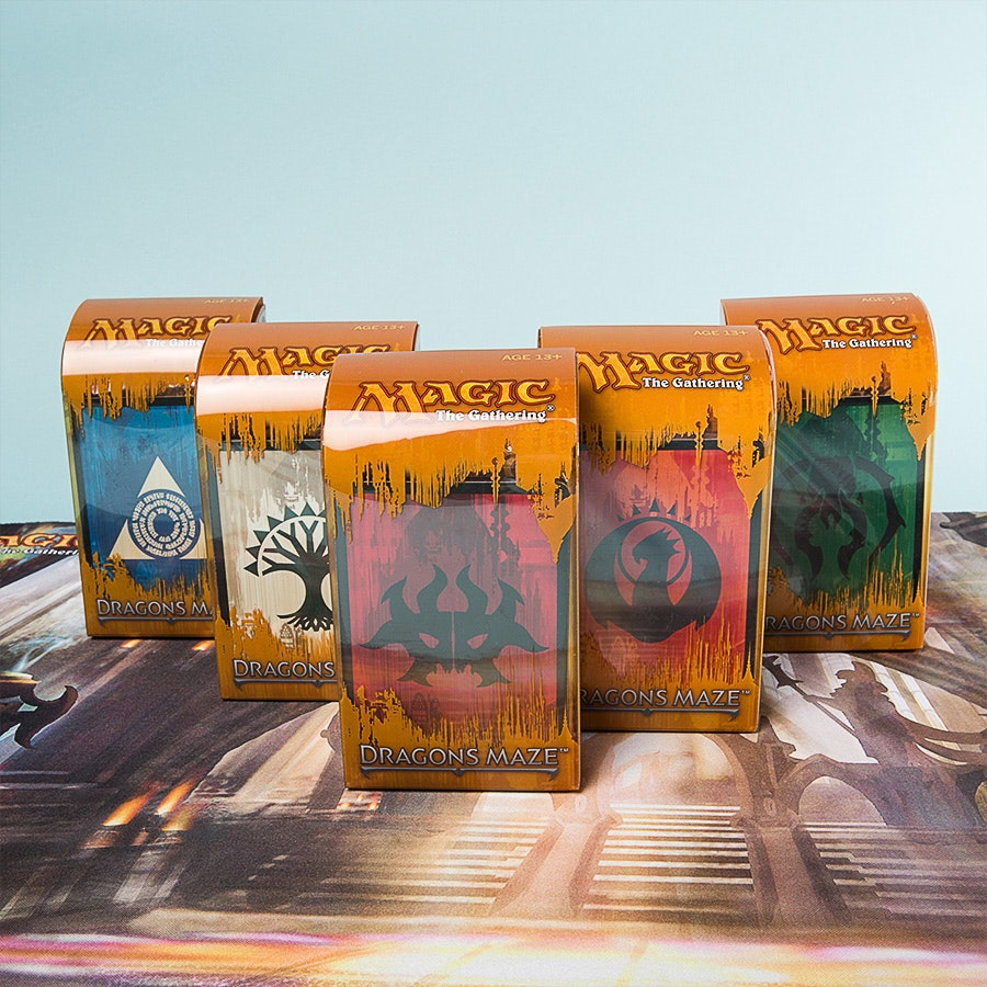 Dragon's Maze Prerelease Kit (5-Pack)