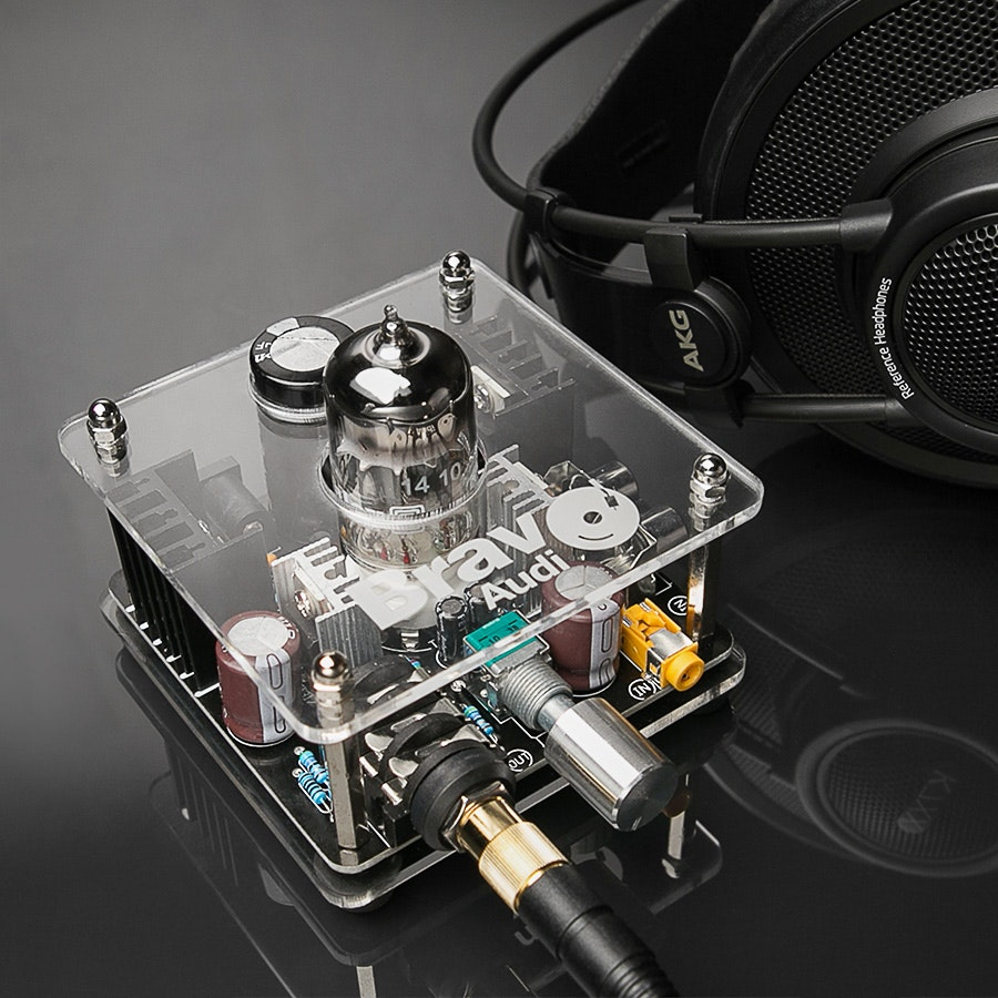 Bravo V2 Headphone Amplifier