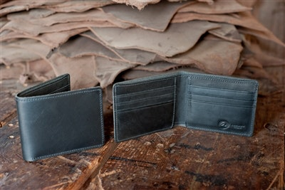 Ashland Leather Johnny the Fox Bifold