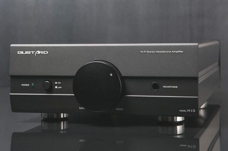 Audeze LCD-X + Gustard H10