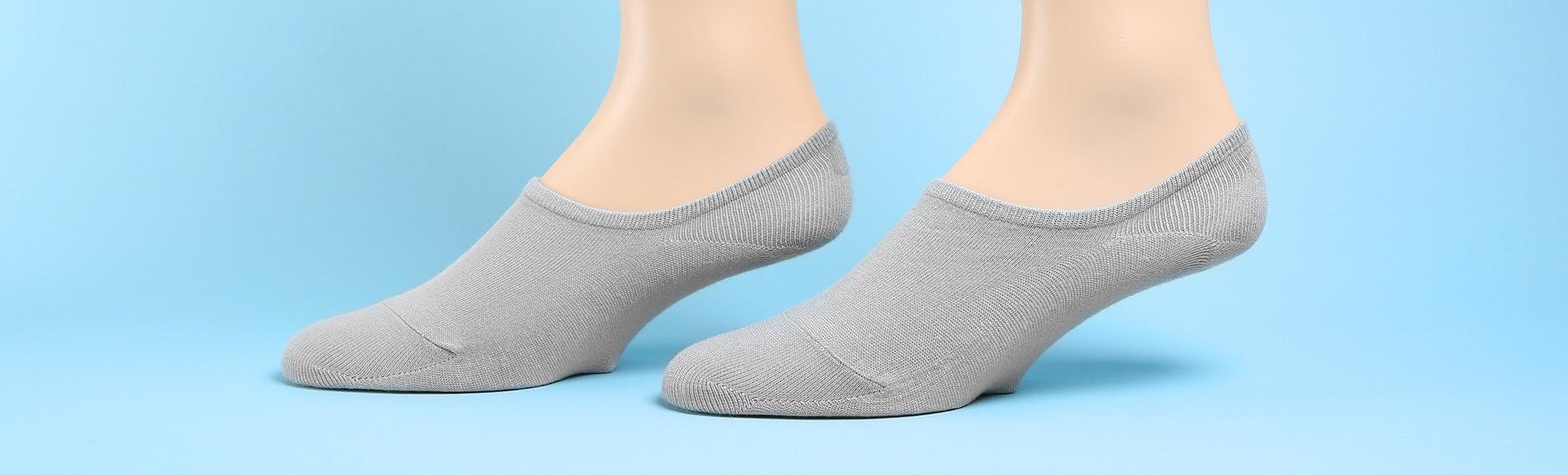 Socksquare No-Show Socks (6-Pairs)