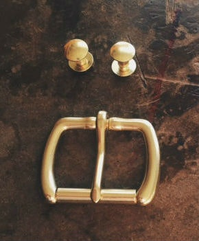 Buckle - Brass