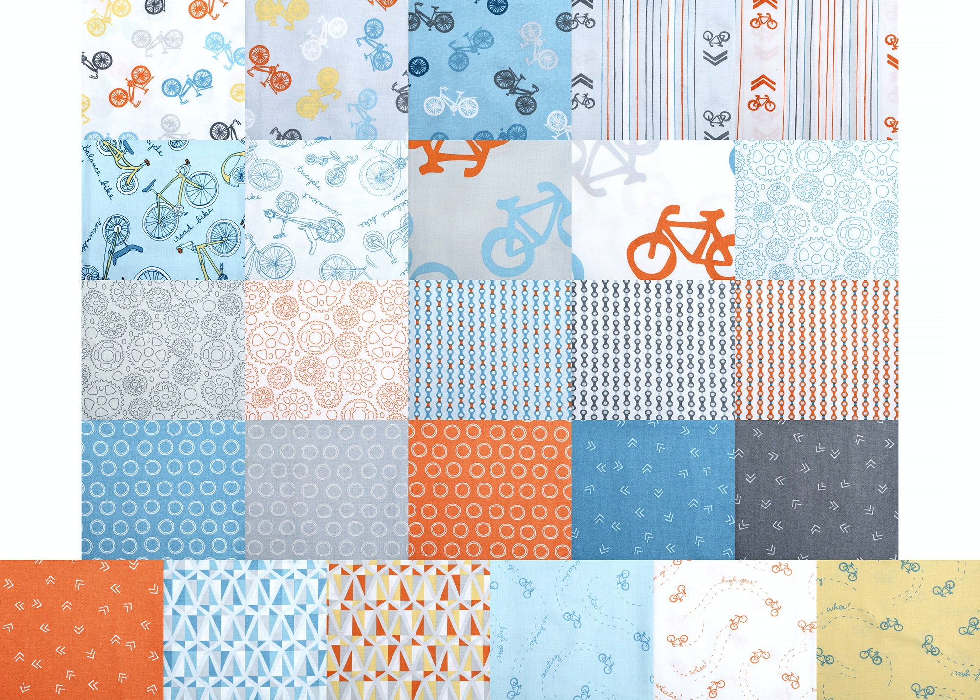 Cycles of Life by Kristen Berger Precuts