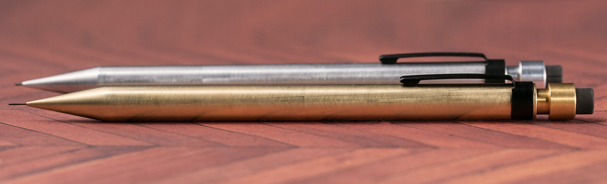 "Modern Fuel ""Lifetime"" Mechanical Pencils"