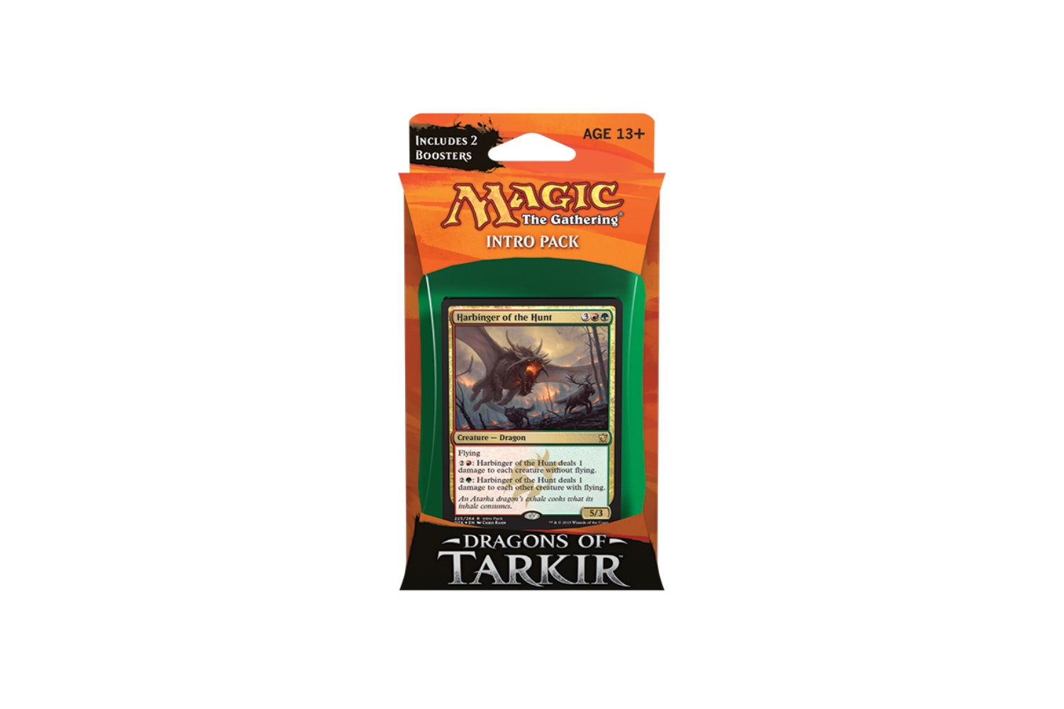 Dragons of Tarkir Intro Deck (5-Pack)