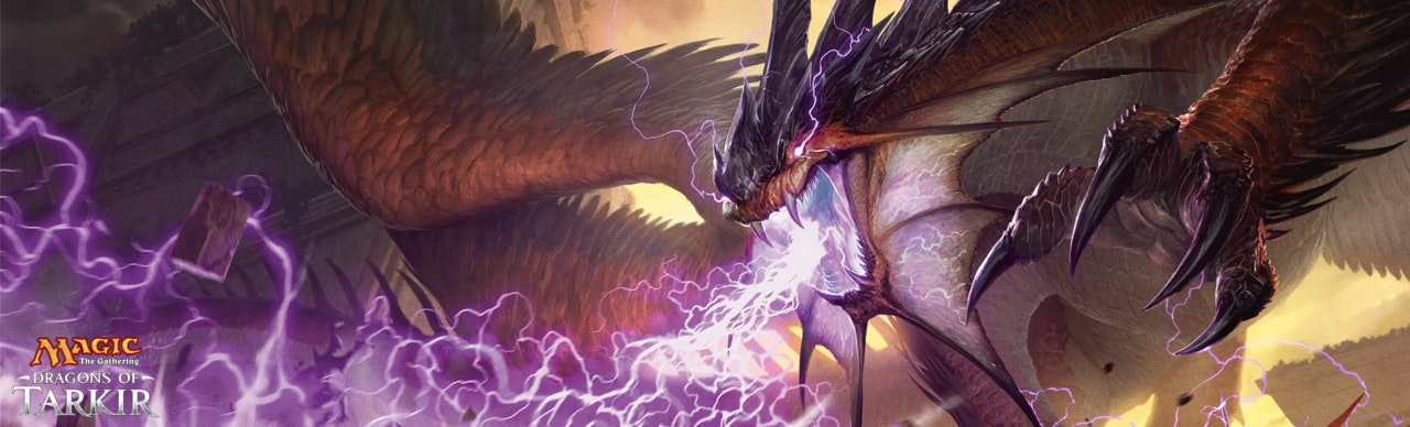 Dragons of Tarkir Event Deck: Landslide Charge