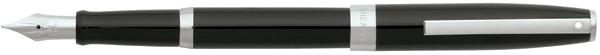 Gloss Black w/ Chrome Trim
