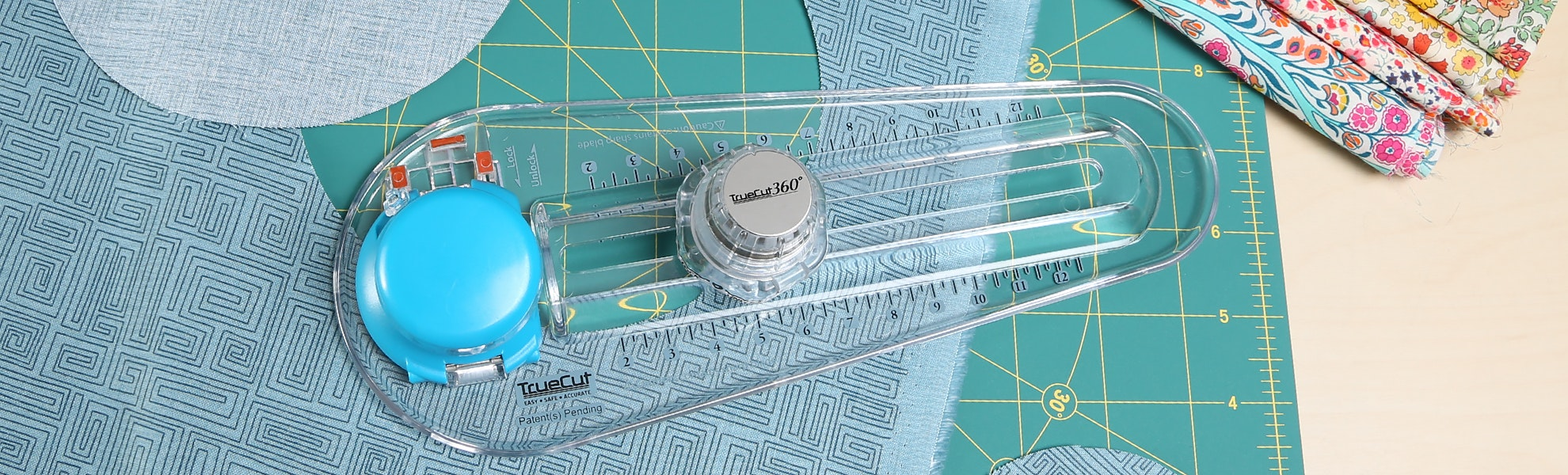 TrueCut 360° Circle Cutter Bundle