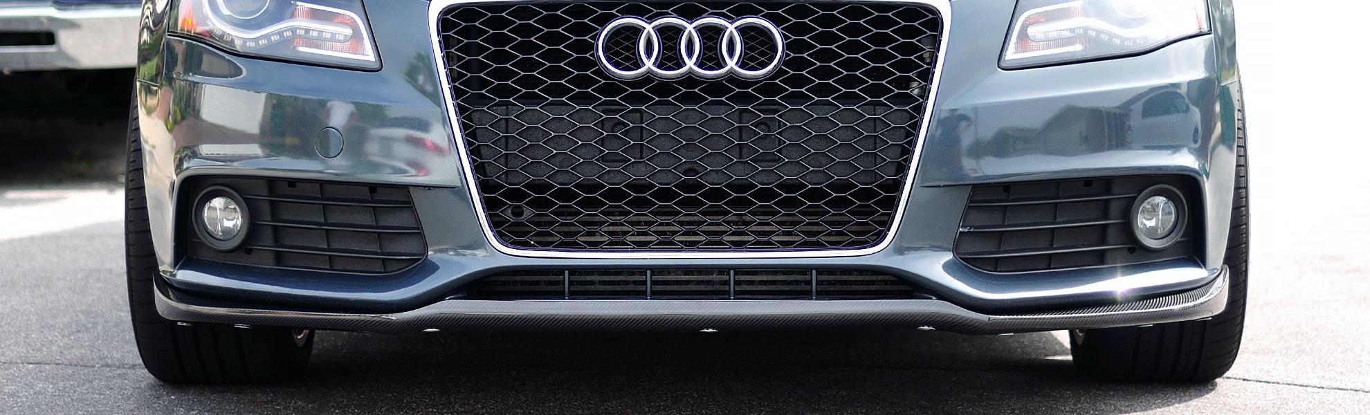 Audi Front Spoiler Lip