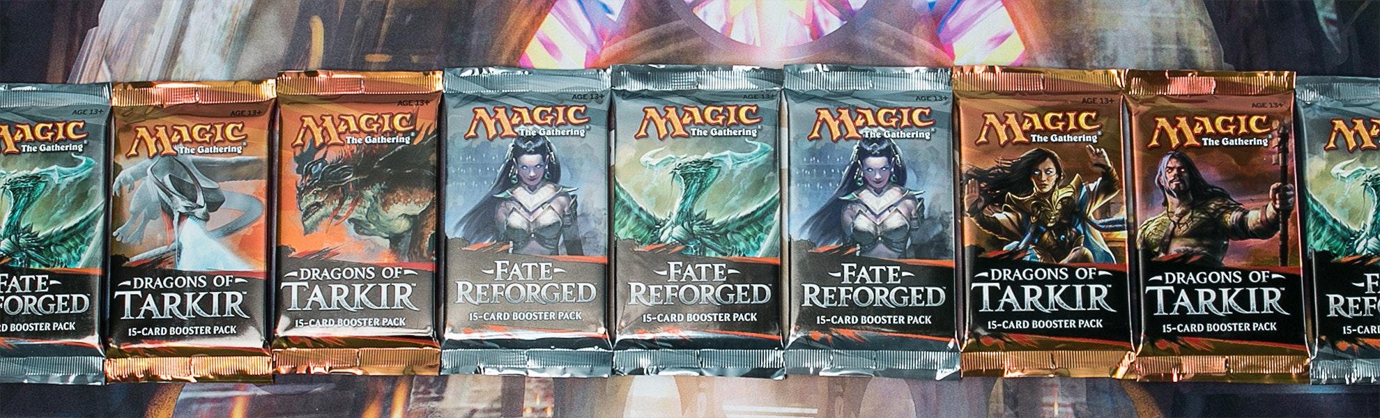 Dragons of Tarkir Draft Bundle