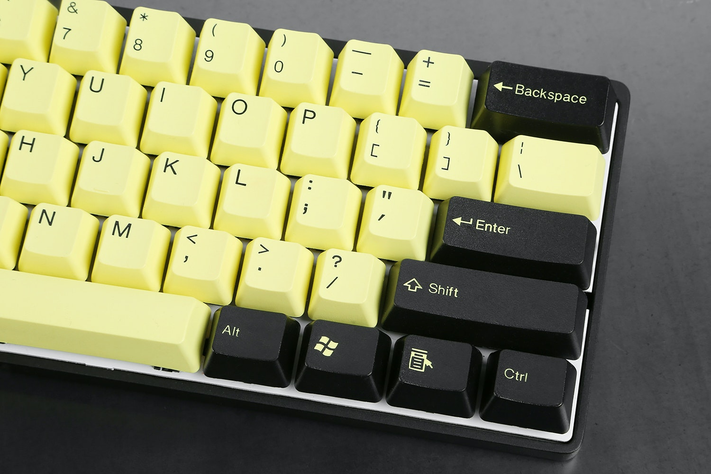 Tai-Hao PBT Doubleshot Keysets