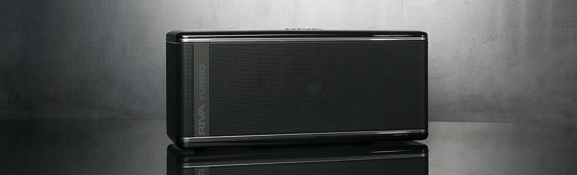 RIVA Turbo X Bluetooth Speaker
