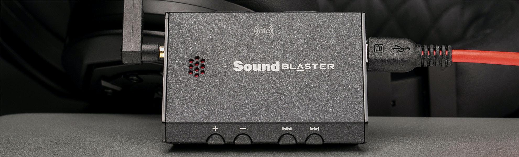 Creative Sound Blaster E3 USB DAC/Amp Combo