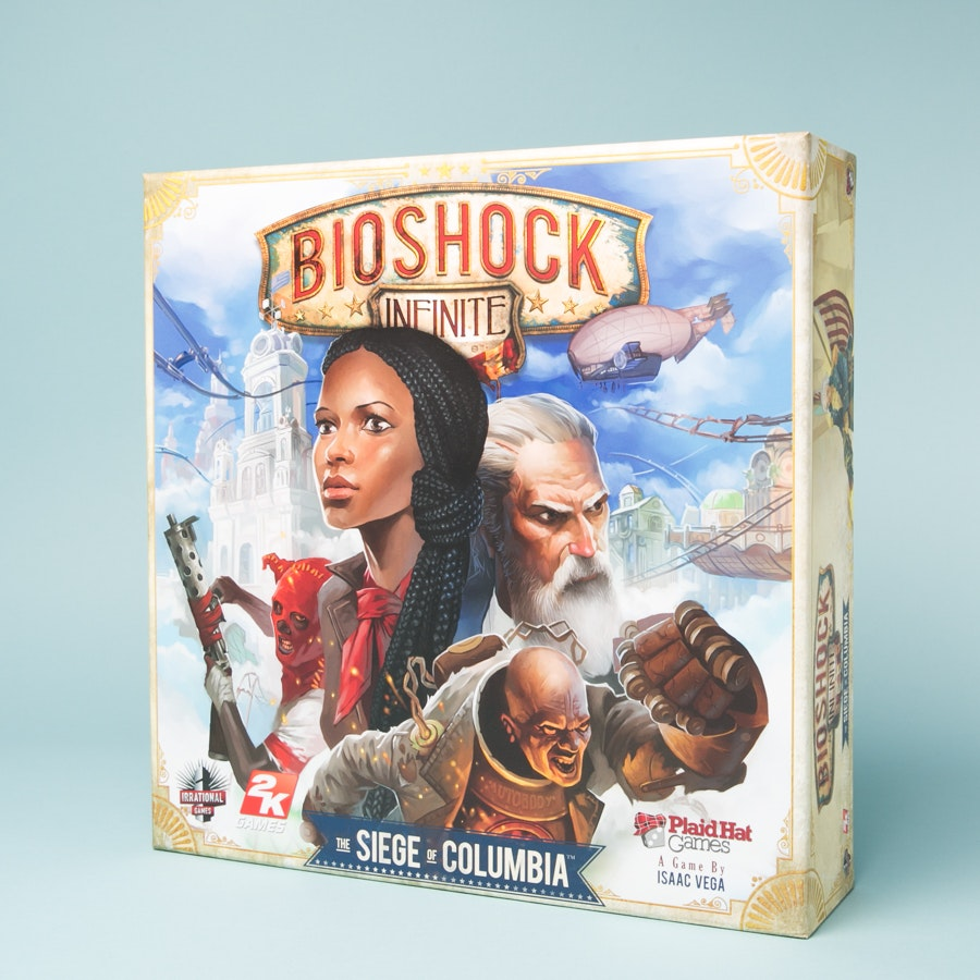 BioShock Infinite: The Siege of Columbia Board Game