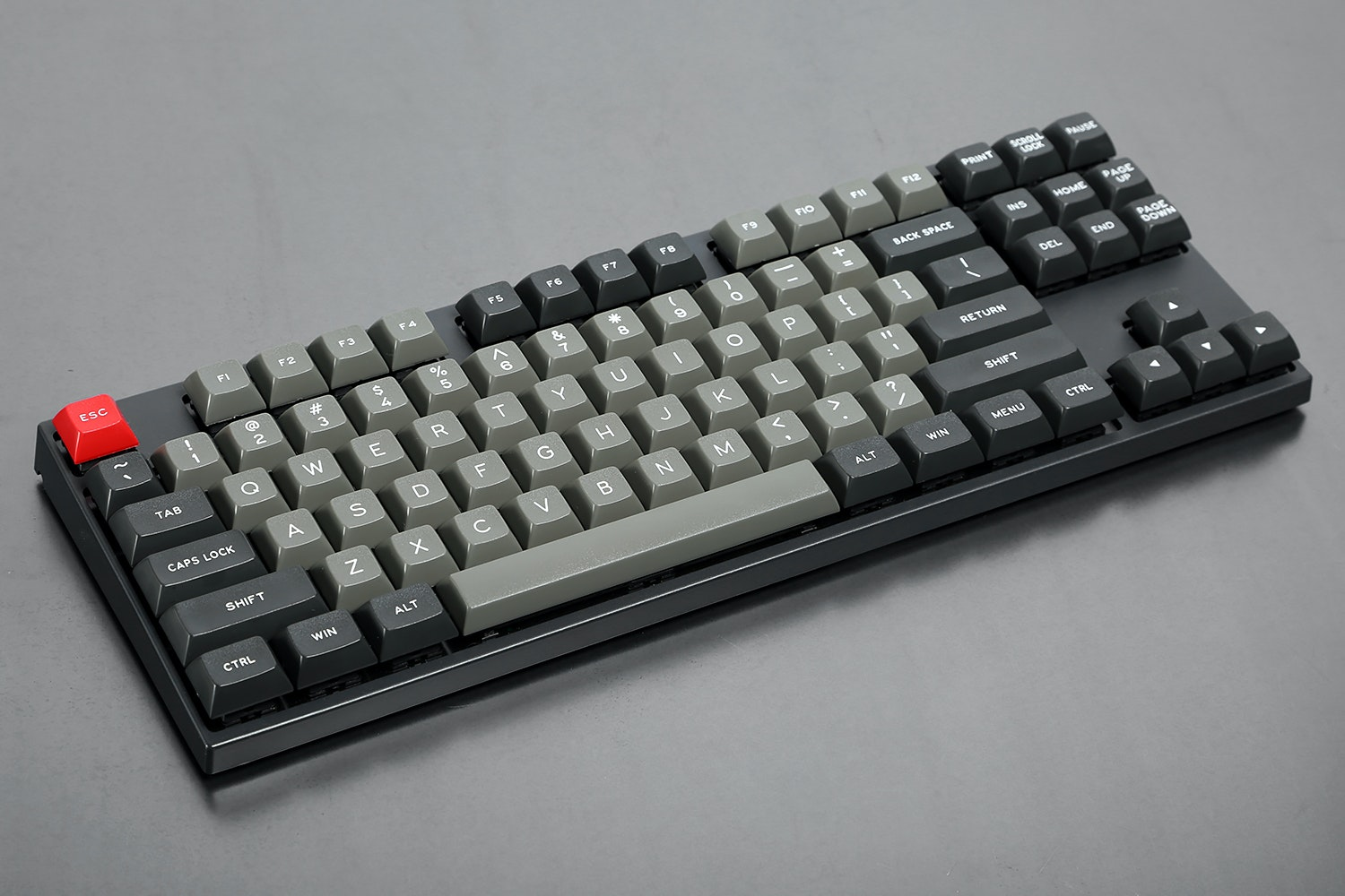 DSA Dolch Key Set