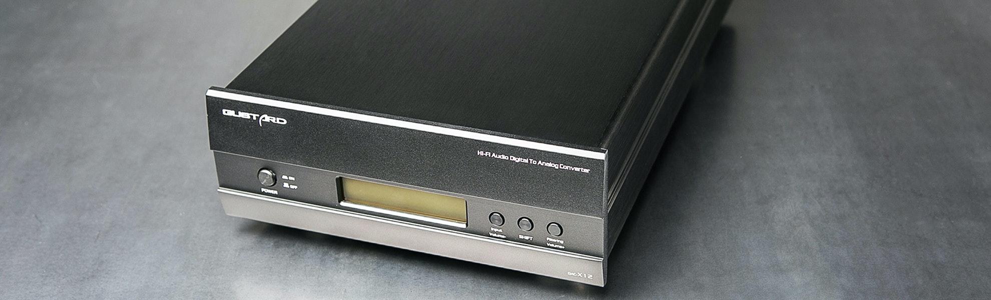 GUSTARD DAC-X12 USB Version