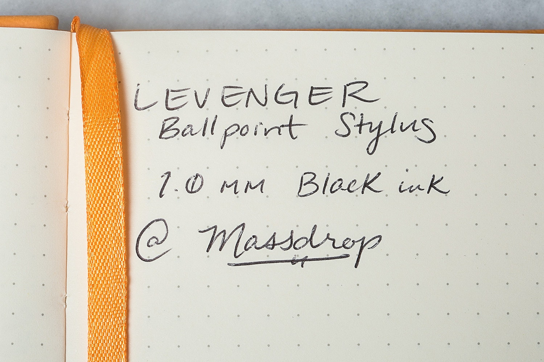 Levenger Chroma Stylus Ballpoint Pen