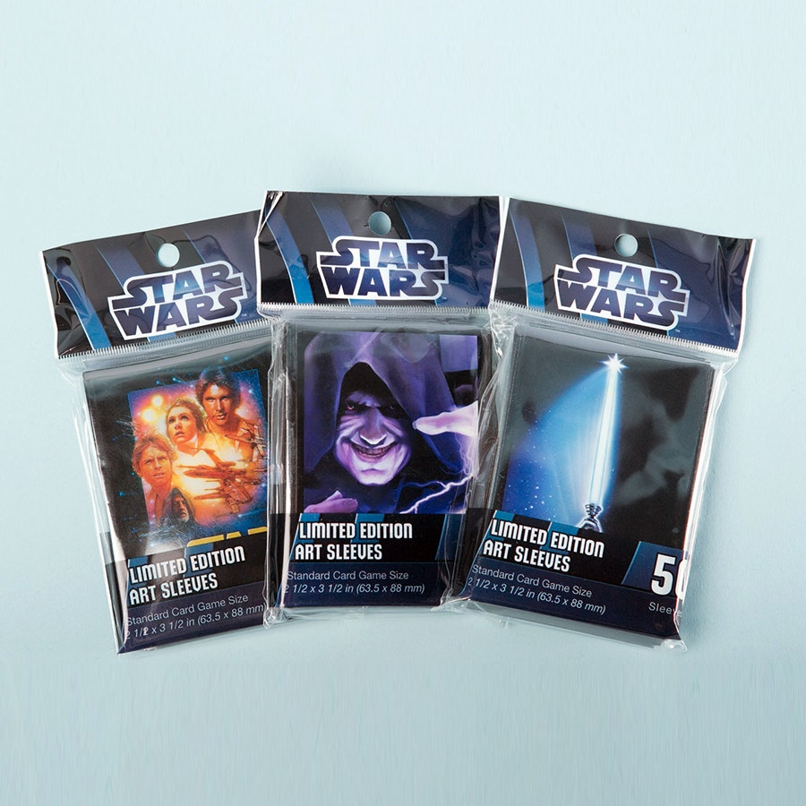 Star Wars Card Sleeves (8x50 Pack)