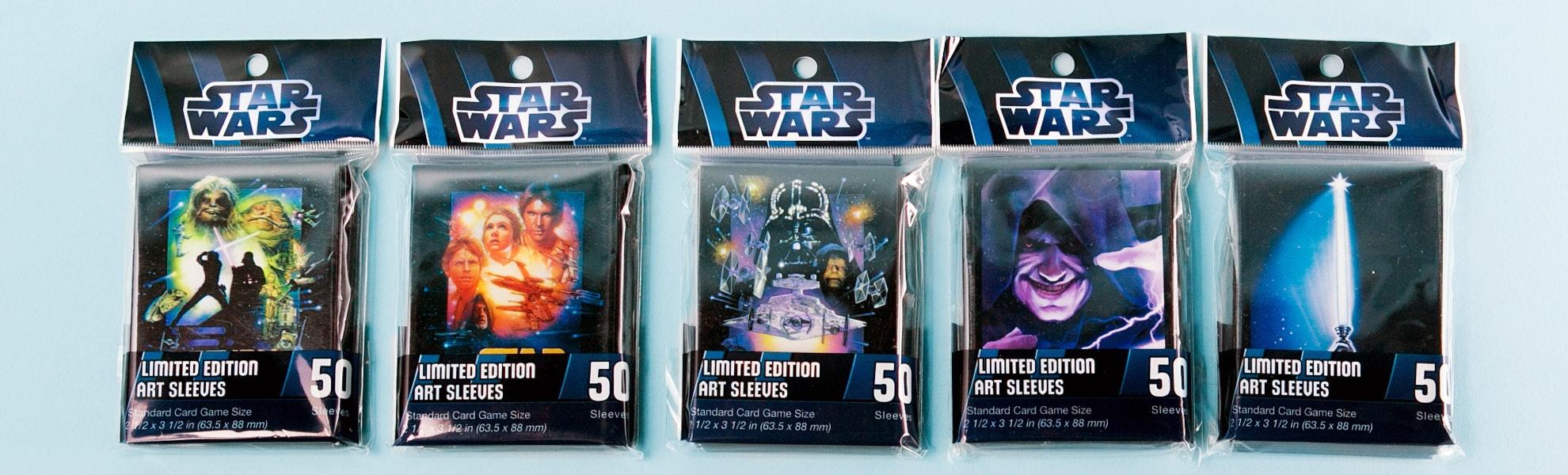 Star Wars Card Sleeves (8x50 Pack)
