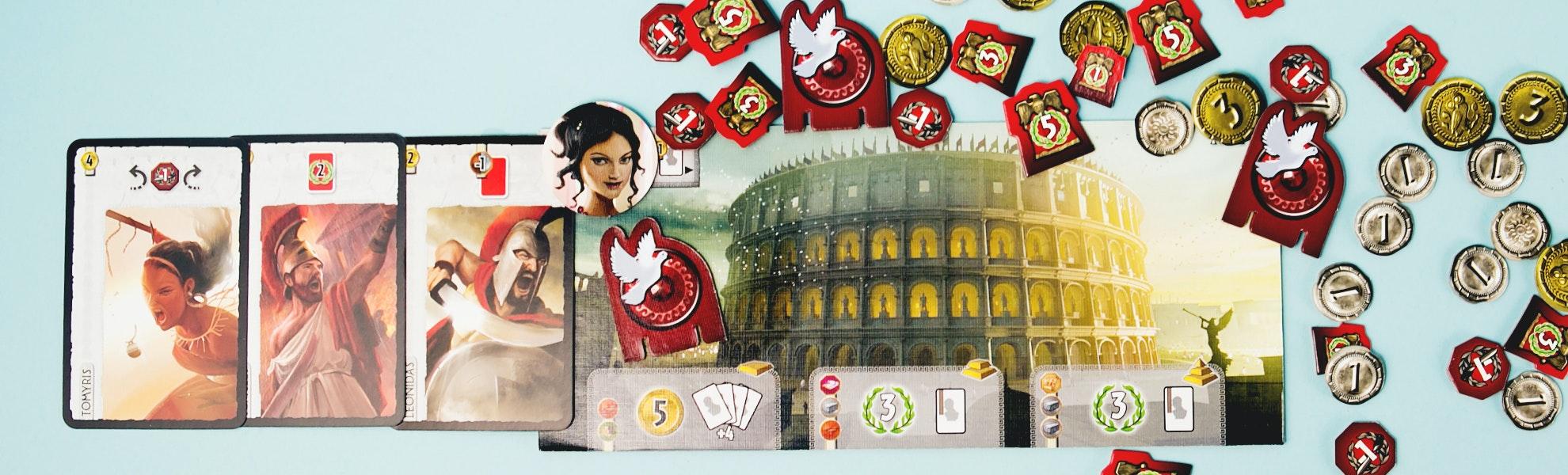 7 Wonders Board Game Bundle