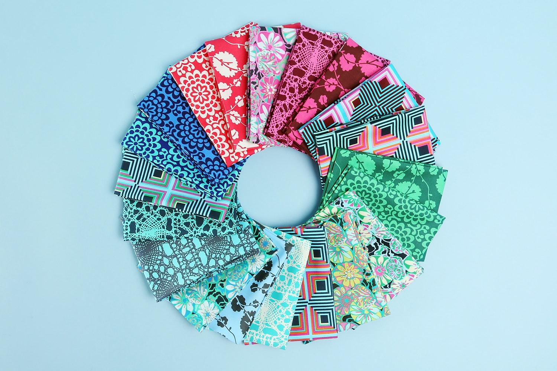 True Colors by Amy Butler Fat Quarter Bundle
