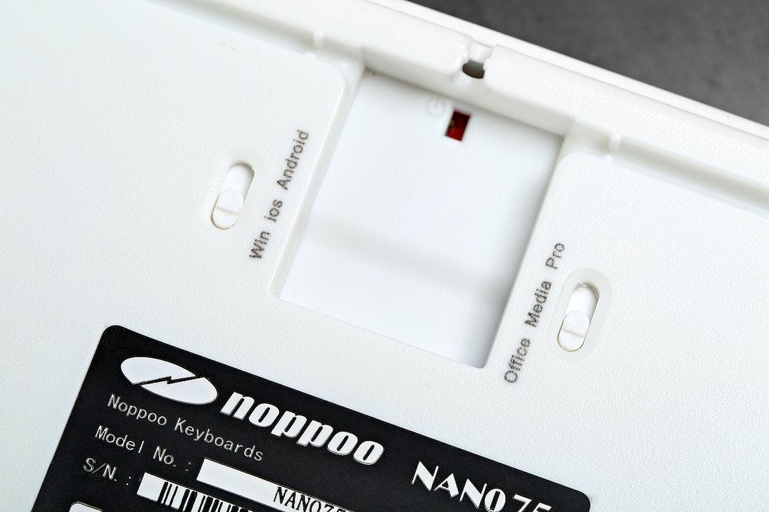 Noppoo Nano 75-S