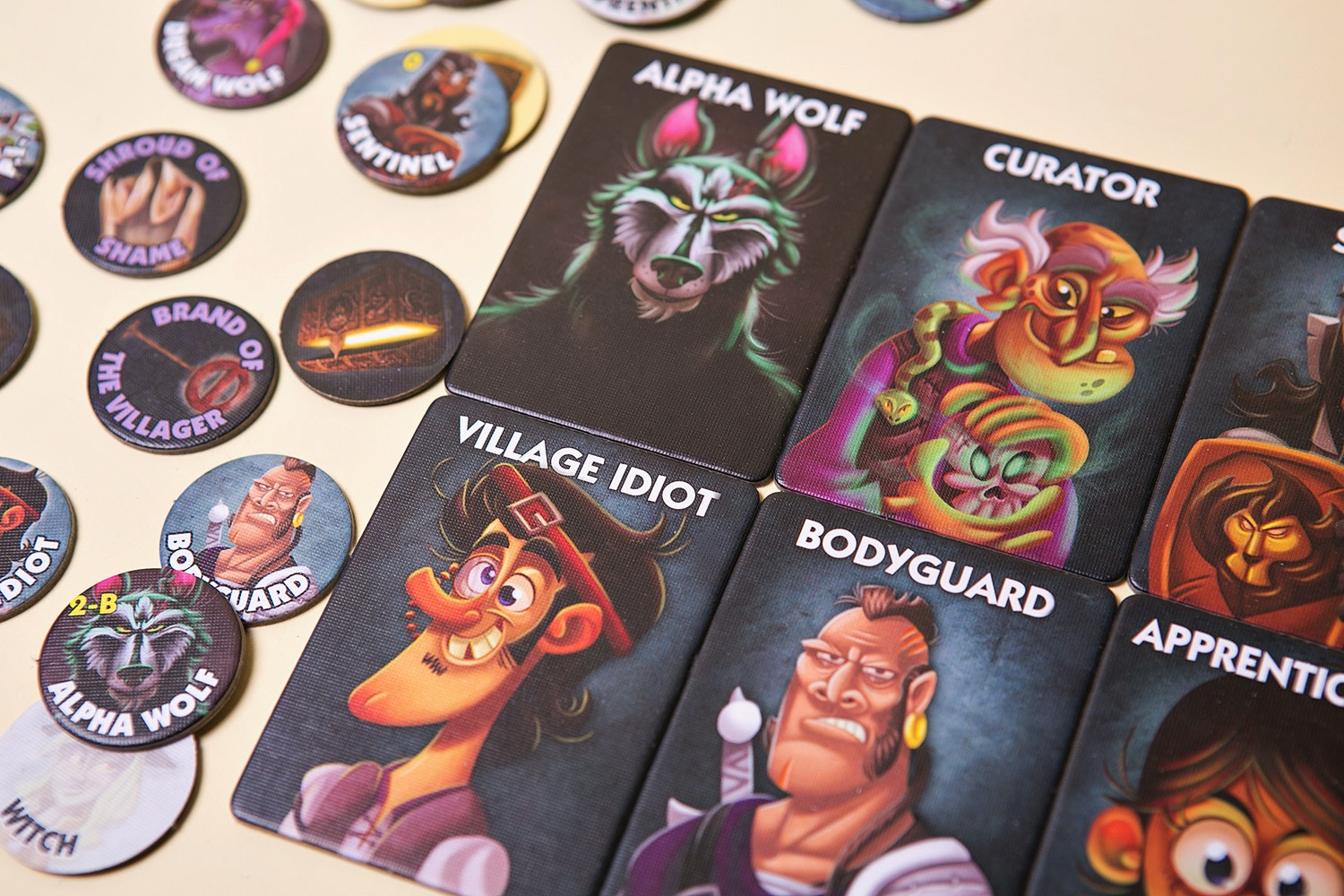 One Night Ultimate Werewolf Bundle
