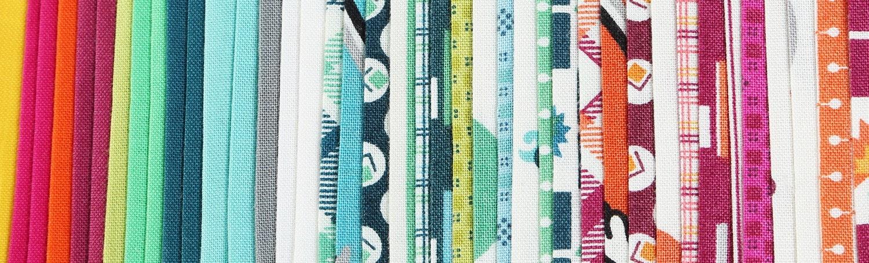 Franklin by Denyse Schmidt Fat Quarter Bundle