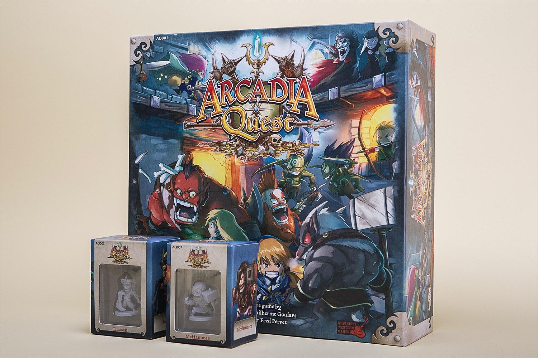 Arcadia Quest Bundle