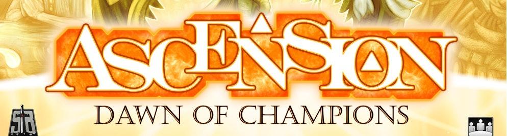 Ascension: Dawn of Champions Presale