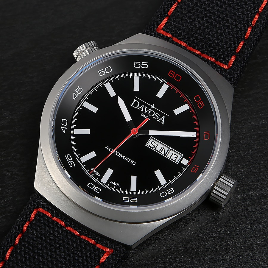 Davosa Trailmaster Watch