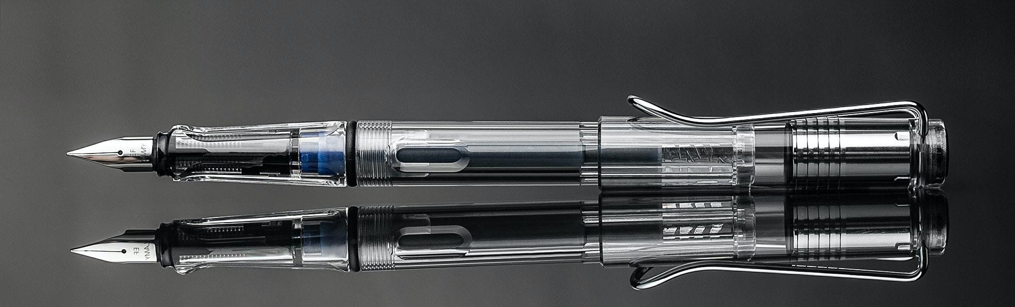 LAMY Vista Fountain Pen (2-Pack)