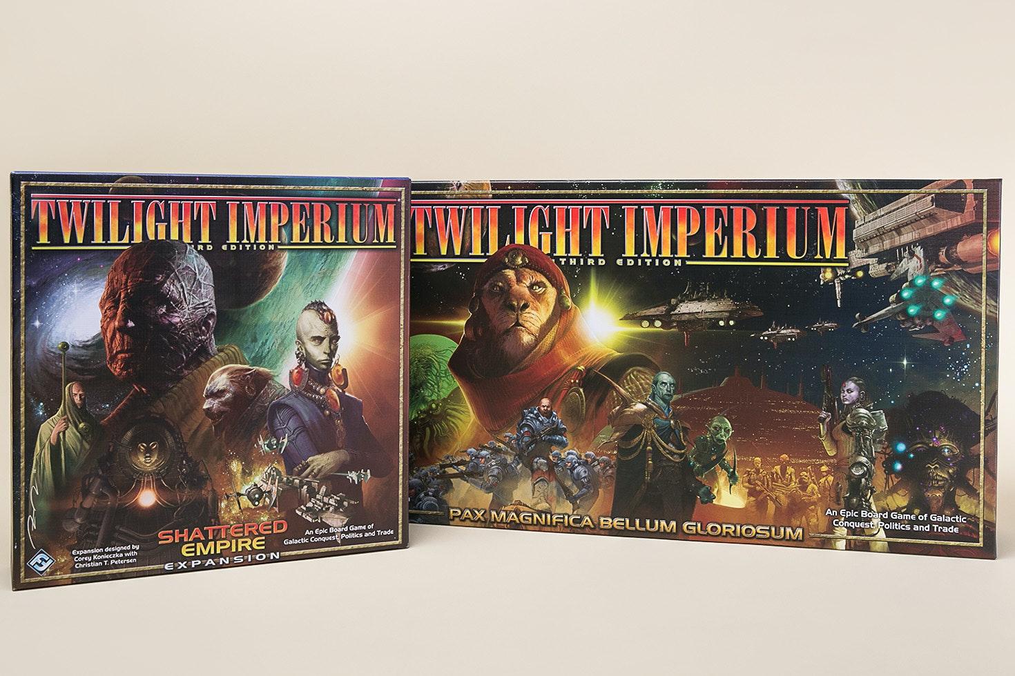 Twilight imperium Bundle