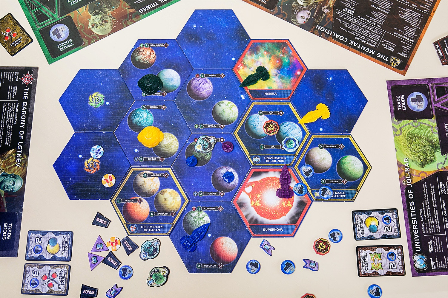 Twilight imperium Bundle
